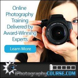 Award winning photography training