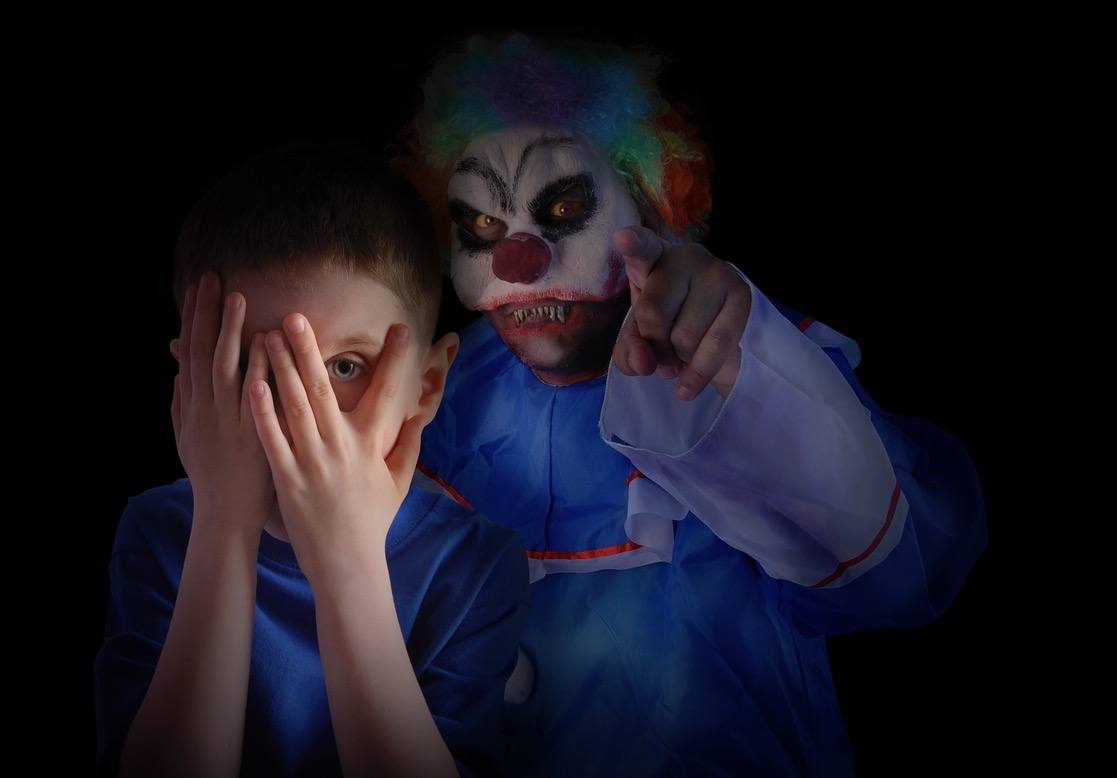 clown killer image