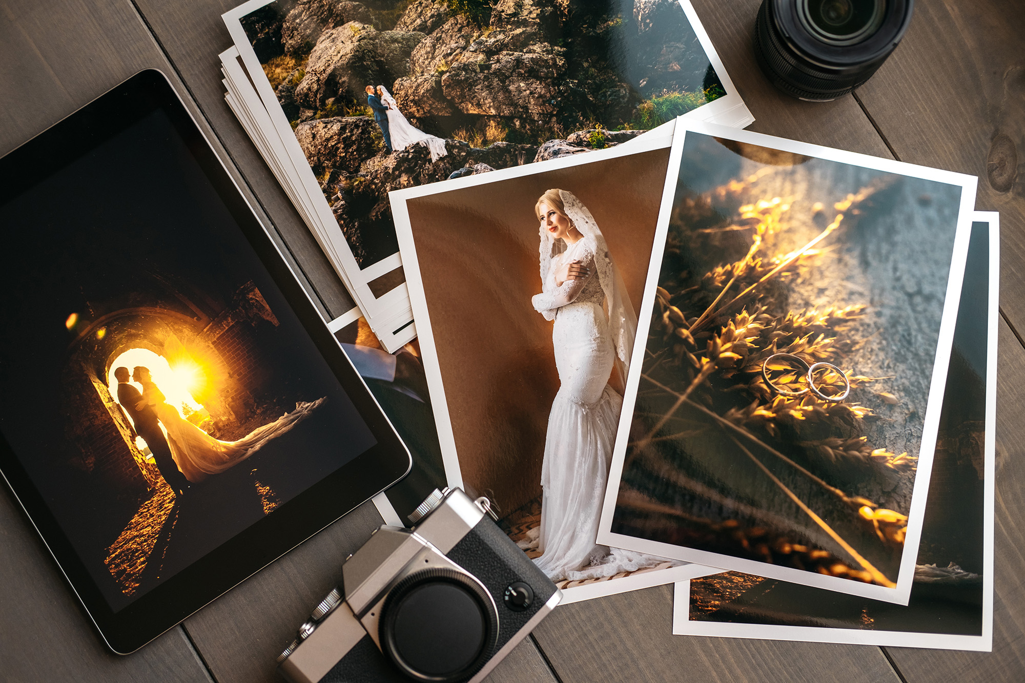 photography print portfolio