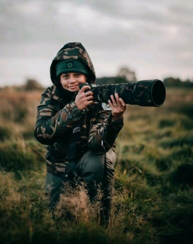 rachel sinclair wildlife photographer